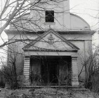 Kaple v Háji u Duchcova cca 60.léta