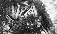 Po výbuchu v podzemí