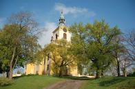 Kostel Povýšení sv. Kříže - Vtelno u Mostu