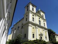 Kostel sv. Michaela archanděla je nejstarší a nejvýznamnější státem chráněná památka města Litvínova. Byl postaven v létech 1685 - 1694