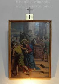 Zastavení - Pán Ježíš je vydán na smrt