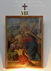 Pán Ježíš napomíná plačící ženy