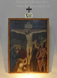 Pán Ježíš umírá na kříži
