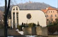 Kostel sv. Václava v Mostě