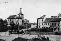 Kostela na Václavském náměstí