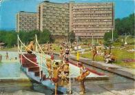 Koupaliště u Koldomu barevně 70.léta