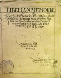 Nejstarší dochovaná kronika města