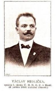 Hrdlička Václav