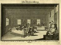 Litvínovská hraběcí manufaktura na výrobu sukna - kniha Jana Josefa Valdštejna vydaná roku 1728 v Praze