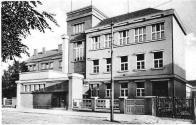 Gymnázium,cca. kolem roku 1920