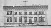 Podle plánů Aloise Andersche byla postavena roku 1902 městská nemocnice (čp. 465)