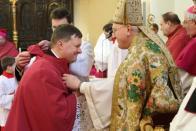 Litvínovský farář je kanovníkem katedrální kapituly