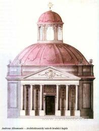 Andreas Altomonte - návrh hraběcí kaple