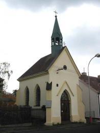 Kaple sv.Trojice v Lomu