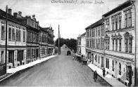Teplitzer Strasse. Rakousko-Uhersko