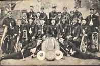 První menšinová hudba Sokola v Lomu