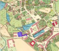 Na mapě stabilního katastru 1842