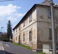 Nejstarší manufaktura v Čechách, nad mlýnským rybníkem čp.63