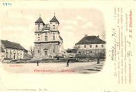Mark Platz 1900