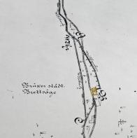 Pila města Mostu-jediný písemný důkaz co se našel, že pila existovala