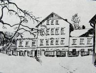 Hamerský mlýn-asi 1910.