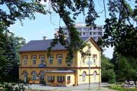 Nádraží v Oseku