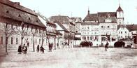 Kaiser Josef Platz za Rakouska-Uherska