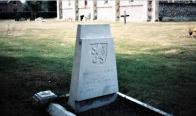 Hrob Rudolfa Scholze ve Stoke Row