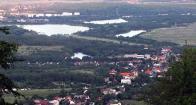 Nové vody Jiřetín. Foto: Jan Setvák, červen 2009