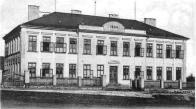 Obecná škola u Bílého sloupu založena v.r 1904