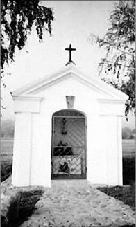 """Kaple v Háji - naštěstí s velkým """"H"""""""