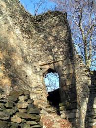 Osecký hrad Rýzmburk