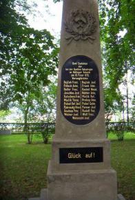 Památník obětem na dole Dollinger