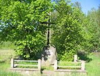 Na tomto místě stával původní a jediný pomník.Pomníček obětem výbuchu z dolu Nelson III. stojí na místě původního dolu. Najdete jej v zatáčce, když odbočujete ze silnice na Duchcov směrem na Osek před železničním viaduktem