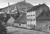 Pivovar v r.1906