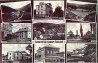Okénková pohlednice Chudeřína
