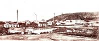 Průmyslová zóna v západní části města