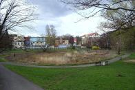 Pilařský rybník dnes (2007)