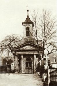 Pohřební kaple Valdštejnů