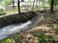 Poustevnický potok na Loučkách