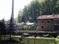 Přádelna v Hrobu v r.2009