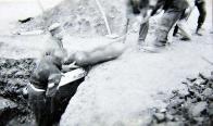 STW po bombardování-odstraňování pumy
