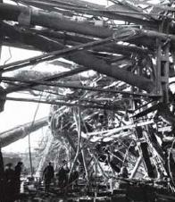 STW po bombardování