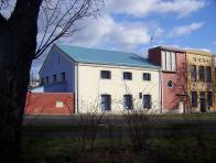 Městská elektrárna. Snímek z r. 2007