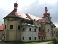 Rekonstrukce kostela Nanebevzetí Panny Marie