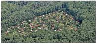 Úspěšně zrekultivované území na poddolovaných pozemcích dolu Pavel (foto z r. 2005)