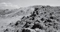 Růžodolská výsypka před rekultivací (foto z r. 1985)