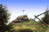 Dnešní stav na kopci Stropník