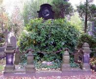 Schillingův hrob v Drážďaněch
