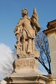 Sv. Florián (z Kopist)